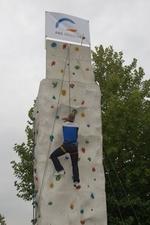 Klettern wo SIE wollen ...